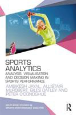 book cover: Sports Data Analytics