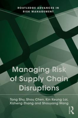 Managing Risk of Supply Chain Disruptions - Opens in a new window