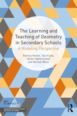 book cover: The Learning and Teaching of Geometry in Secondary Schools