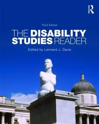 Cover image of The Disability Studies Reader