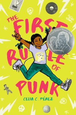 First rule of punk, The