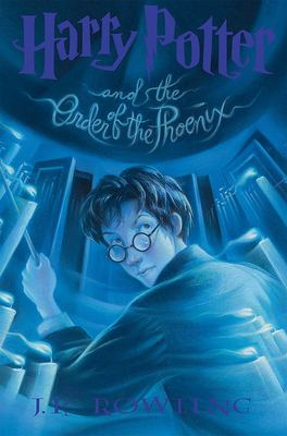 Harry Potter and the Order of the Phoenix cover art