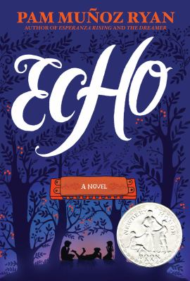 """Echo"" book cover"