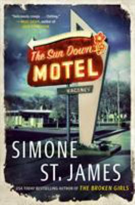 Book cover for The Sun down Motel.