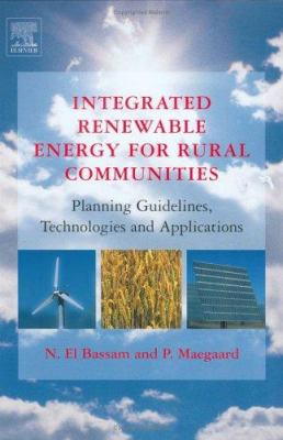 book cover: Integrated Renewable Energy for Rural Communities