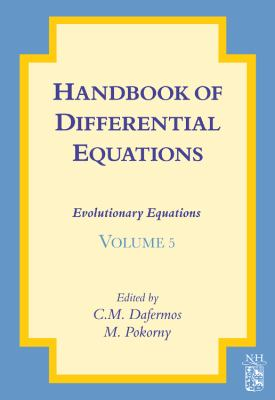 book cover: Handbook of Differential Equations - Evolutionary Equations