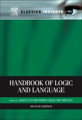 book cover: Handbook of Logic and Language