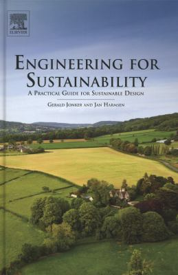book cover: Engineering for Sustainability