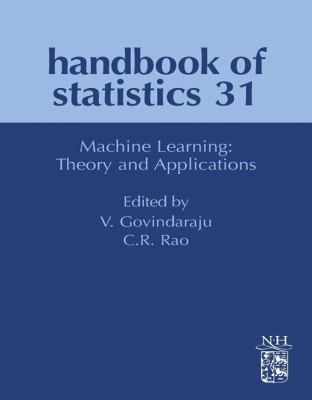 book cover: Machine Learning: Theory and Applications