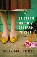 Book cover for The Ice Cream Queen of Orchard Street