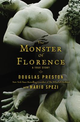 Cover Art the monster of florence