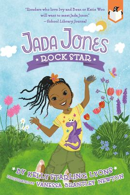 Jade Jones: Rock Star by Kelly Starling Lyons