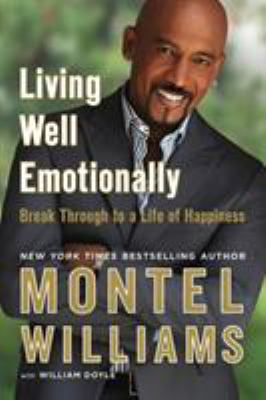 Book cover for Living well emotionally.