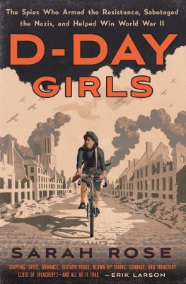 Cover Art for D-Day Girls