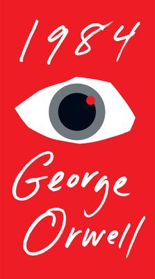 Book cover-1984
