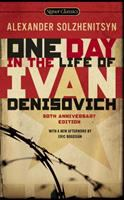 """One Day in the Life of Ivan Denisovich"" book cover"