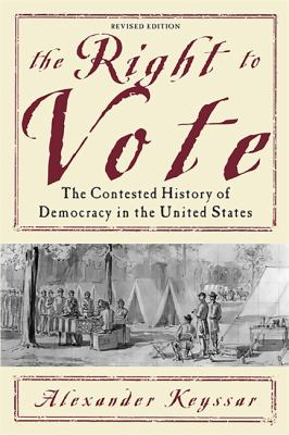 Book cover for The right to vote.