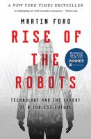 Rise of the Robots book cover