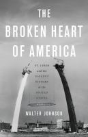 The Broken Heart of America book cover