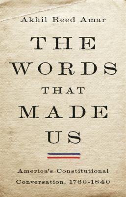 The words that made us : America
