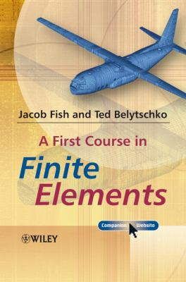 book cover: A First Course in Finite Elements