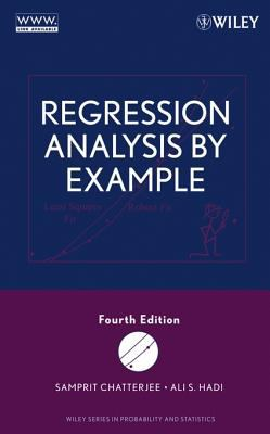 book cover: Regression Analysis by Example
