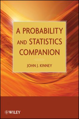 book cover A Probability and Statistics Companion
