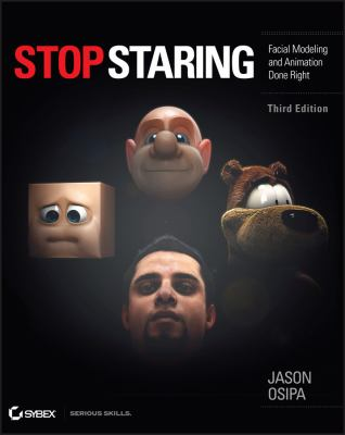 book cover: Stop Staring