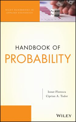book cover: Handbook of Probability