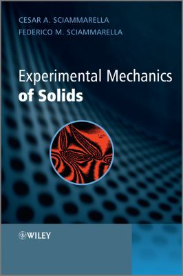 book cover: Experimental Mechanics of Solids