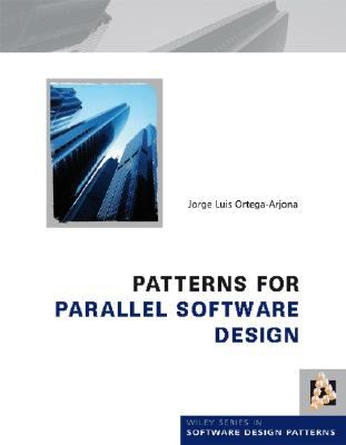 book cover: Patterns for Parallel Software Design