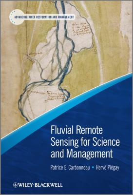 Book Cover : Fluvial Remote Sensing for Science and Management