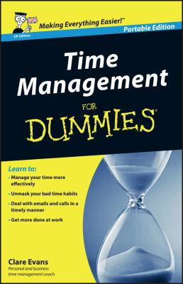 Time Management (The Brian Tracy Success Library) book cover