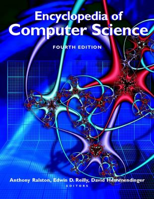 Book jacket for Encyclopedia of Computer Science
