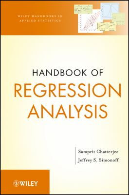 book cover: Handbook of Regression Analysis