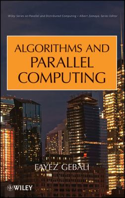 book cover:  Algorithms and Parallel Computing