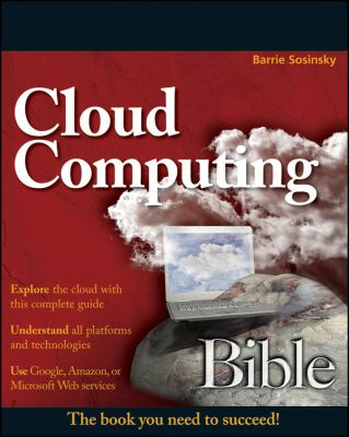 book cover: Cloud Computing Bible