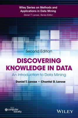 book cover: Discovering Knowledge in Data