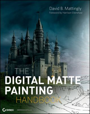 A book cover with a background image of an illustrated castle. The title text is white.