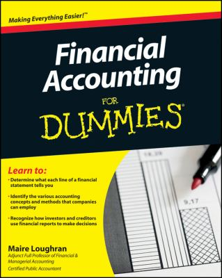 Cover Art for Financial Accounting for Dummies by Maire Loughran