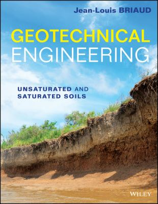 book cover: Geotechnical Engineering