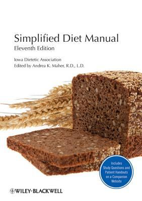 Book cover for Simplified Diet Manual