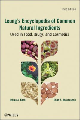 Cover Image: Leung's Encyclopedia of Common Natural Ingredients