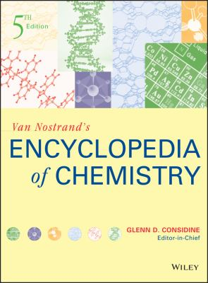 Cover Image: Van Nostrand's Encyclopedia of Chemistry