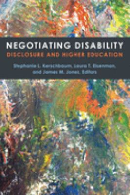 Cover image of Negotiating Disability
