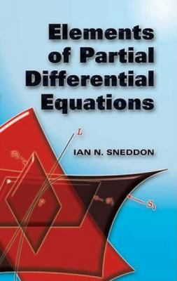 book cover - Elements of Partial Differential Equations