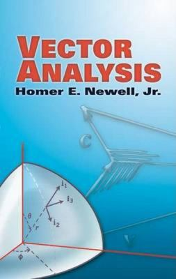 book cover: Vector Analysis