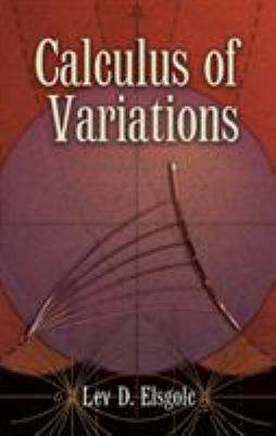 book cover: Calculus of Variations