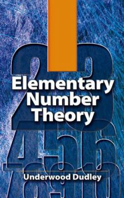 book covers: Elementary Number Theory