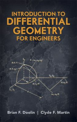 book cover: Introduction to Differential Geometry for Engineers